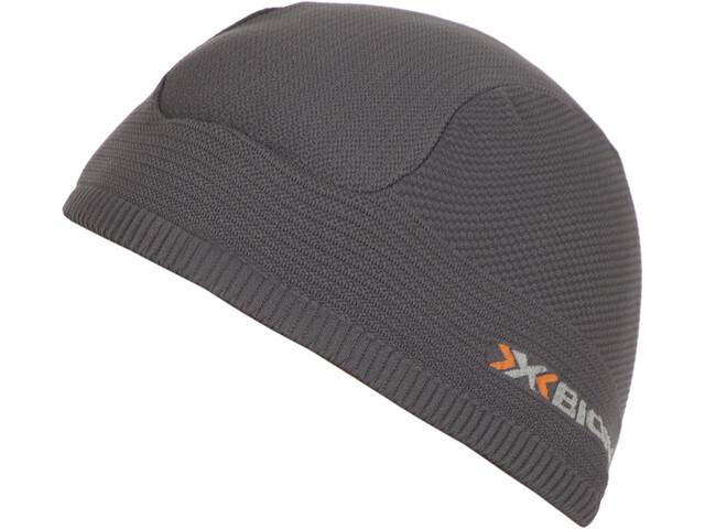 X-Bionic Helmet Cap Unisex Light Charcoal/Pearl